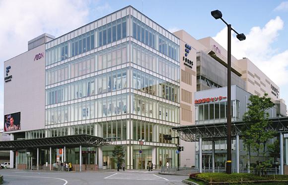 JR金沢駅NKビル