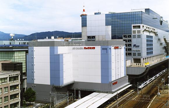 JR京都駅NKビル