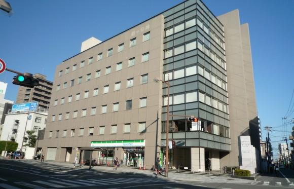 JR岡山駅第1NKビル