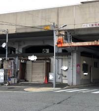 稗原町1丁目(六甲道~摩耶駅間253~254号(浜側))
